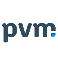 grey scaled logo-PVM